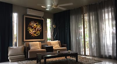 ​An interior renovation project by Selangor's Li A'alaf Architect