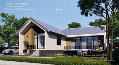 5 thiết kế nhà vườn hiện đại xanh mát, vừa vặn túi tiền (Kèm bản vẽ)