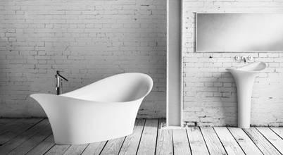 Außergewöhnliche Badewannen und Waschbecken Designs aus Berlin