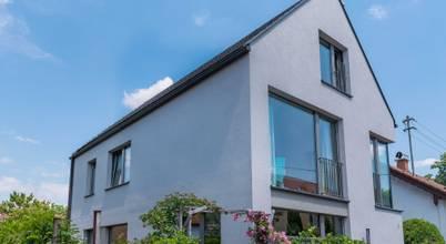Moderner Neubau: Einfamilienhaus In Weilheim, Bayern