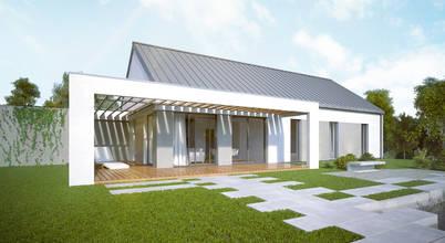 Hexa Green Projekty domów