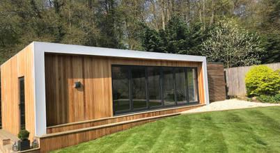 Modern garden rooms ltd