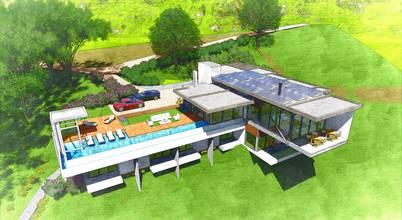 Projeto de Casa de Campo em São José dos Campos, SP