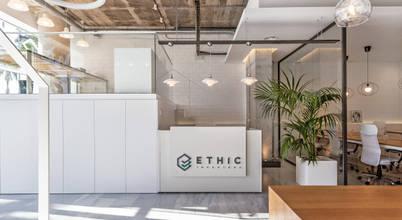 12 thiết kế văn phòng với không gian làm việc đáng mơ ước