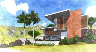 Projeto para casa moderna na Ilha do Frade (com planta baixa!)