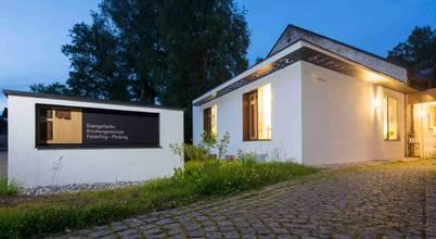 Ästhetische Neugestaltung des Pfarramts durch Architekten aus Pöcking