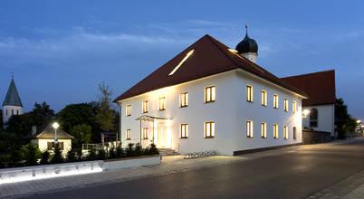 Umbau eines Pfarrhauses zum Gemeindetreffpunkt