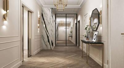 GLAZOV design group концептуальная студия дизайна интерьеров