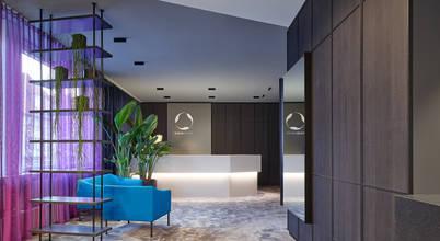 Cooles Office Design aus Stuttgart