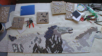 Atelier De Mozaiekkamer