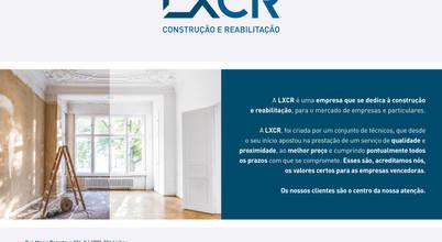 LXCR-REABILITAÇÃO e CONSTRUÇÃO, LDA