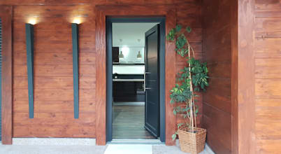 15 Fantastic Front Doors for Your Home