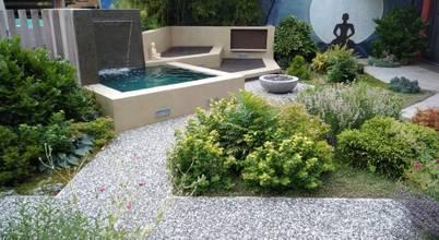 Neues Gartendesign by Wentzel