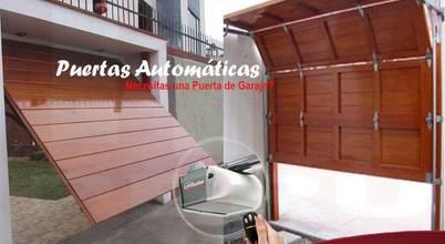 Puertas Automaticas—PERU DOOR