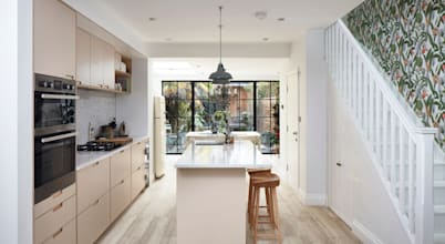 A London extension and remodel that's perfect for a growing family