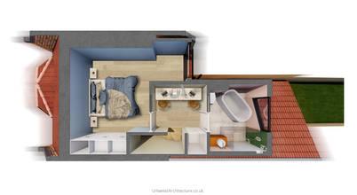 Spectacular £120,000 dormer loft conversion in London