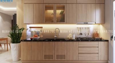 12 không gian bếp gỗ đẹp và lời khuyên hữu ích từ chuyên gia