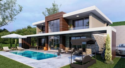 The inspiring Turkish villas by Sia Moore