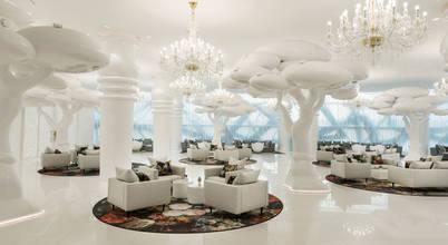 The lavish luxury of the Mondrian Doha Hotel