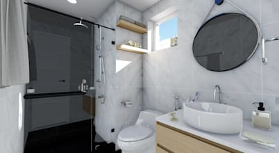 10 Photos of Small Bathrooms that You Should Check Out Before Remodeling Yours