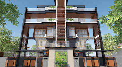 Stylish 4-storey duplex with a spacious roof deck in Mandaluyong City
