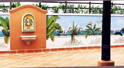 Pintura decorativa de interiores  Irmapenna