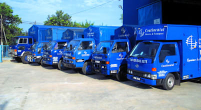 Continental Movers & Storage