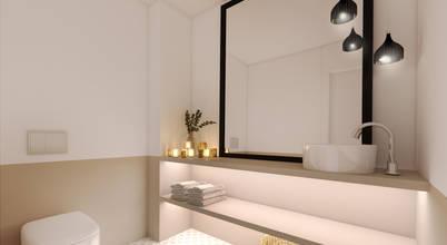 Casas de banho minimalistas: quando menos é muito mais!