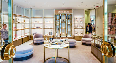 Retail Store Design for a luxury brand