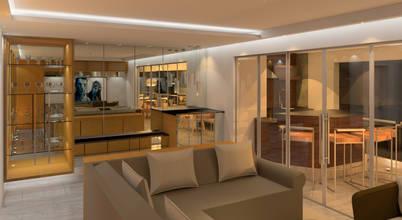 Design de interiores para ambientes modernos em São Paulo