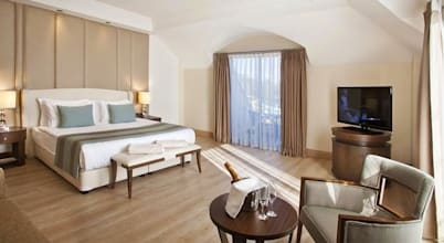 The five-star Turkish hotel designed with European glamour