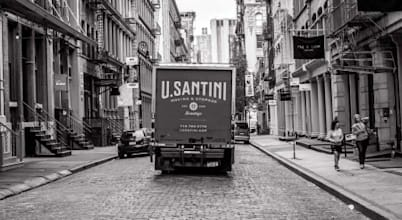 U. Santini Moving & Storage Brooklyn, New York