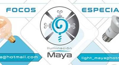 ILUMINACIÓN MAYA -LED