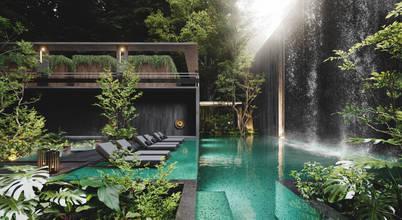 Diseño de un Spa de más de 900 m² en Iguazú