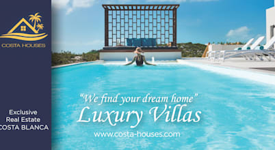 COSTA HOUSES Luxury Villas S.L · Exclusive Real Estate in Javea COSTA BLANCA Spain