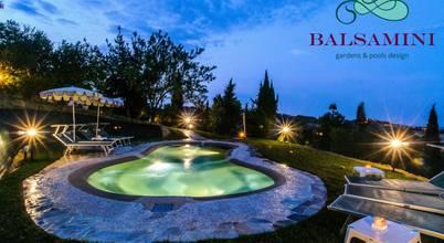 Balsamini Gardens & Pools Design