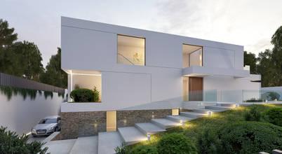 Projecto de arquitectura para moradia de sonho