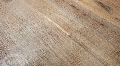 Cadorin's Tracks Planks Collection in London at Decorex International (October 6-9, 2019)