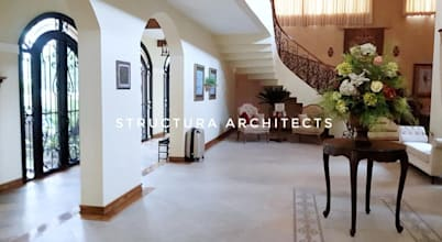 Work of Wonder by Structura Architects—A Rustic Mediterranean Home in Alabang!