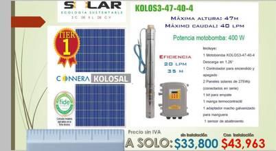Hilana's solar products