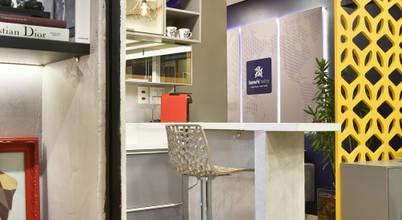 Design de interiores moderno e criativo para escritório em Pinheiros (SP)