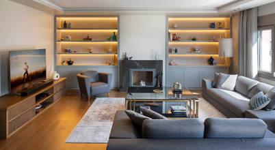 Modern bir daire dekorasyonu: Zamansız, etkileyici ve konforlu