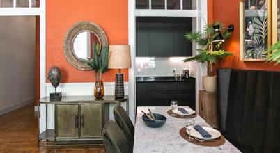 10 maneiras de usar mármore dentro de casa