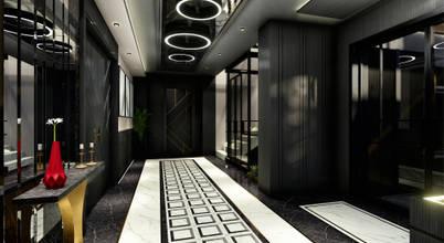 Van'da muhteşem bir villa projesinin iç tasarımı