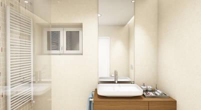 Incrível remodelação integral de casa de banho!
