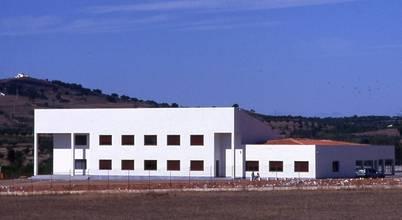 Projecto de arquitectura - Escola Primária da Vidigueira