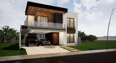 Projeto Arquitetônico de Sobrado em Colombo, PR