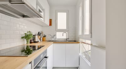 7 Smart ideas for your small kitchen