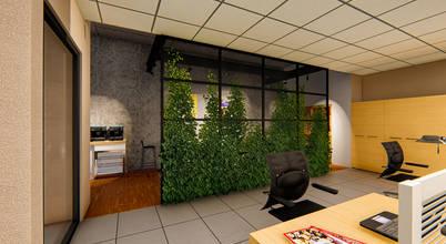 Ticari tasarımlar: Fabrika yönetim ofisleri