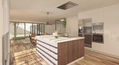 Projecto de cozinha: um espaço moderno digno de capa de revista!
